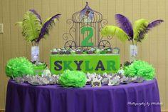PRINCESS SKYLAR'S 2ND MARDI GRAS CELEBRATION! | CatchMyParty.com