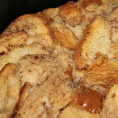Old Fashioned Bread Pudding - Diet & regular