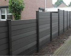 Do you need a fence that doesnt make you broke? Learn how to build a fence with this collection of 27 DIY cheap fence ideas. Wood Fence Design, Modern Fence Design, Privacy Fence Designs, Privacy Fences, Vinyl Privacy Fence, Diy Fence, Backyard Fences, Garden Fencing, Backyard Landscaping