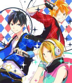埋め込み haikyuu x ensemble stars