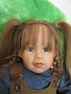 Zapf Designer Collection * NELE * Doll by Von Waltraud Hanl