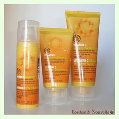 The Body Shop Vitamin C - Review