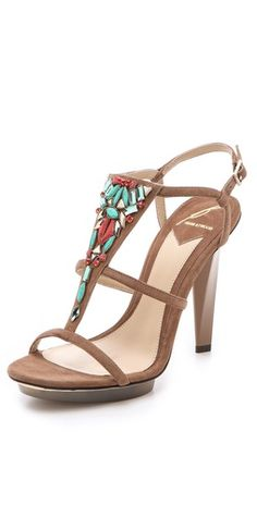 431c1e4265f96 B Brian Atwood Donosa Jeweled Sandals