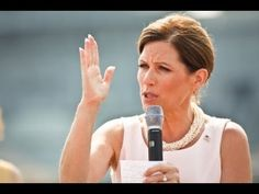 Christians Should Control Government - Michele Bachmann & Dominionism.......CRAZY BACHMANN!