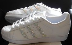 Adidas Sneakers Glitter