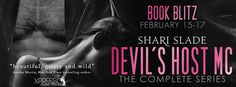 ♥Enter the #giveaway for a chance to win a $25 GC♥ StarAngels' Reviews: Book Blitz ♥ Devil's Host MC by Shari Slade ♥ #giv...