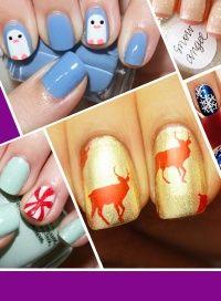 15 holiday nail art ideas