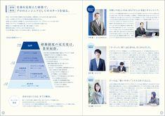 日本総合システム/入社案内パンフレット『Starting Point』05の画像