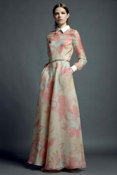 Valentino Resort '13 maxi dress #duongdayslook #style for women #womenfashionwww.2dayslook.com