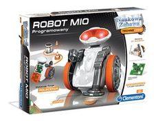 Clementoni, zabawka interaktywna Robot Mio-Clementoni