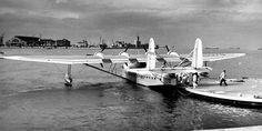 Sikorsky S.42 in Rio de Janeiro in 1939