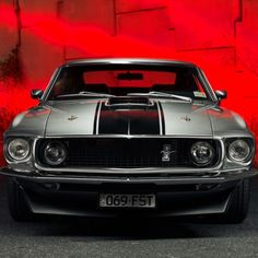 1969 Ford Mustang Fastback Maintenance of old vehicles: the material for new cogs/casters/gears/pads could be cast polyamide which I (Cast polyamide) can produce