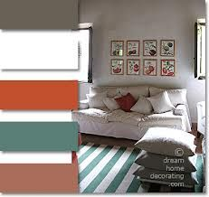 Awesome Color Palette Living Room
