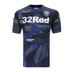 7e3706931 Leeds United 18-19 HOME SHIRT SOCCER FUSSBALL REPLICA JERSEY FOOTBALL BNWT  TOP