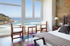 Saiaz Getaria hotel near San Sebastian.