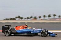 Rio Haryanto Puas dengan Hasil Latihan GP Bahrain