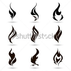 Fire stock vector - Clipart.me