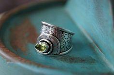 Boho Ring US size 6 3/4 Bohemian Ring Yoga Ring by Sonajewelry