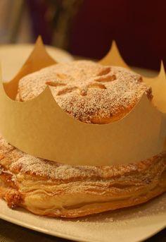 Almond paste king cake recipe