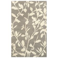 Shop nuLOOM  MRTU48A-508 Tulon Grey Hand Tufted Wilbert Area Rug at ATG Stores. Browse our area rugs, all with free shipping and best price guaranteed.