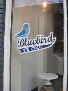 Bluebird Microcreamery & Brewery // you MUST try their snickerdoodle ice cream!