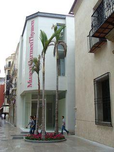 Dos museos imprescindibles en Málaga: el Museo Picasso y el Museo Carmen Thyssen/Two museums to see in Málaga: the Museo Picasso and the Museo Carmen Thyssen | Vuelo Directo