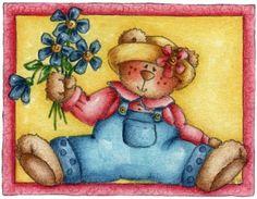 Daisy Bears - Sol Alexandre - Álbumes web de Picasa