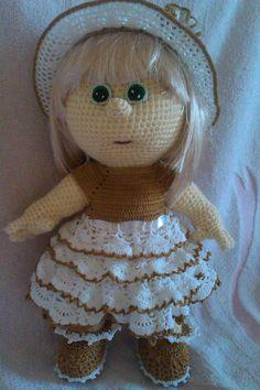 Crochet doll ♡
