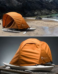 Tents, tents, and more tents!