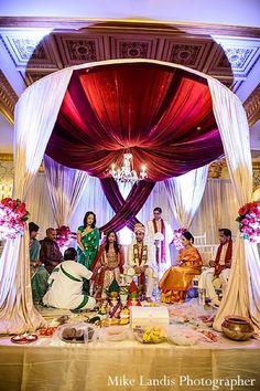 ceremony http://maharaniweddings.com/gallery/photo/17747 @Elegant Affairs
