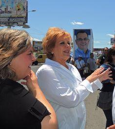 Juárez tiene más de una década de abandono: Victoria Caraveo