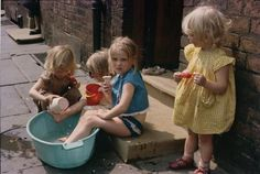 In the and photographer Shirley Baker captured slum clearances in Manchester. The picture: Near Upper Brook St, Manchester, 1964 © Shirley Baker Estate Courtesy of Mary Evans Picture Library