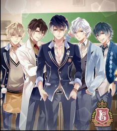 They all are looking so hot Ikeman Sengoku