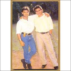 Aamir and Saif