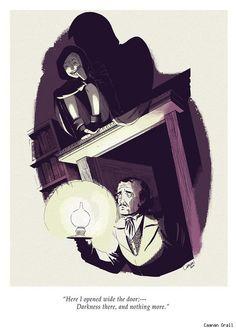 Poe edgar teens allan
