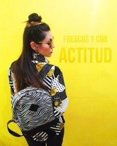 ¡Iniciamos la semana llenos de estilo y actitud!  Cra 34 # 51 - 48 cabecera Los esperamos Sari, Instagram, Fashion, Header, Attitude, Hipster Stuff, Style, Saree, Moda