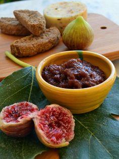 Fig Recipes, Chutney, Cravings, Salsa, Dips, Vegetables, Fruit, Food, Marmalade