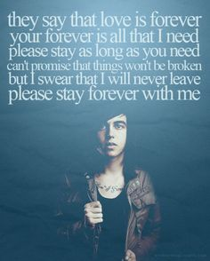 Kellin Quinn -sleeping with sirens one of my favorite songs I Love Music, Her Music, Music Is Life, Sirens Lyrics, Lois Mcmaster Bujold, All That I Need, Falling In Reverse, Make Her Smile, Kellin Quinn
