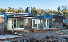 """Se fler bilder ifrån huset Modernt hus A3000 """"Alla familjer är olika – därför är varje"""