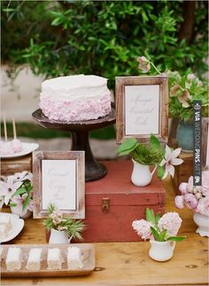meringue encrusted cake and dessert table | CHECK OUT MORE IDEAS AT WEDDINGPINS.NET | #weddingcakes