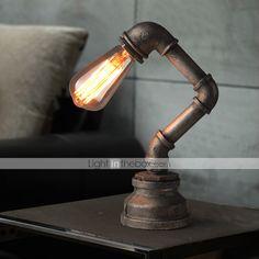 Bureaulampen Rustiek/landelijk - Metaal - EUR € 90.99