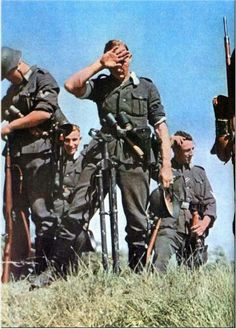 Ukraine july 1941, Wermacht soldiers, pin by Paolo Marzioli