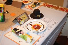 A Charlie Brown Thanksgiving | I Dream of Parties Blog
