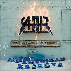 All -american #rejects - when the #world #comes down new cd,  View more on the LINK: http://www.zeppy.io/product/gb/2/291767787462/