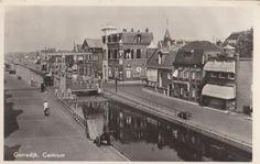 Gorredijk - Centrum - Jaring Moll en Lageveen erk. Boekhandel