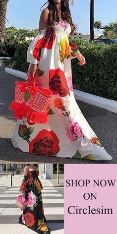 Fashion beautiful women's long dresses, elegant maxi dresses just on Circlesim, discount and free shipping to worldwide over $59. #women #maxidress #dress #longdress Long Dresses, Maxi Dresses, Elegant Maxi Dress, Mode Style, Shop Now, Beautiful Women, Free Shipping, Outfits, Shopping