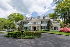 Elegant and Gracious ... 887 Weed Street, New Canaan CT. Represented by Mary Higgins. To see more eye candy on this home go to https://www.halstead.com/sale/ct/new-canaan/887-weed-street/house/99144554