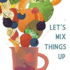 Design A Day - Cards & Giftwrap - Tim Parker Illustration