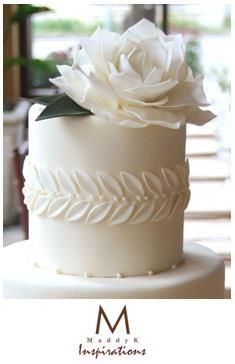 wedding cake favor