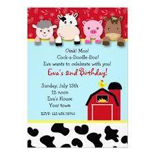 Barnyard Invitations is perfect invitations layout